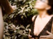 Sexe en plein air avec une femme mature excitée