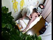 Salon de massage au Japon avec fin heureuse